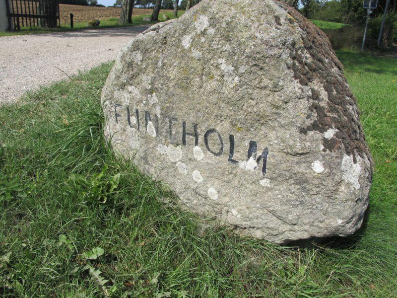 Sten, Flintholm