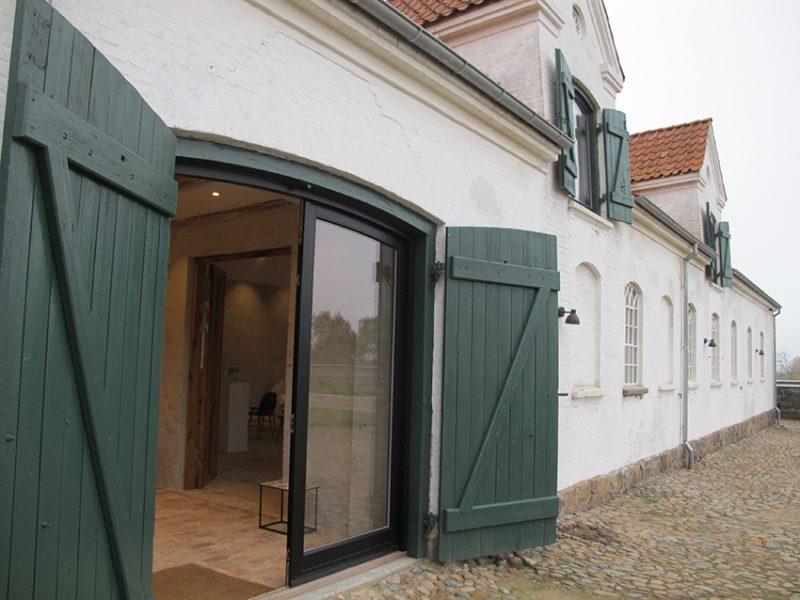 Flintholm, sal, konferencesal, konference, mødelokale, firmaarrangement, arrangement, hall, old horse stable