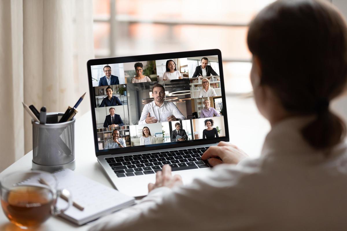 facilitering online