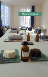 Fabrication de produits hygiène corporelle @ Centre IFAPME | Liège | Wallonie | Belgique