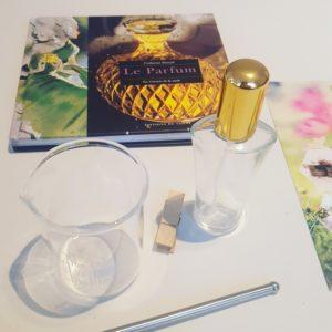 Atelier apprendre à confectionner son parfum naturel @ Centre IFAPME de Liège