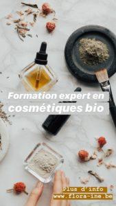 """Formation  pour devenir """"expert"""" en cosmétiques bio - cycle @ Flora'ine"""