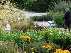 Ботанический сад Орхус