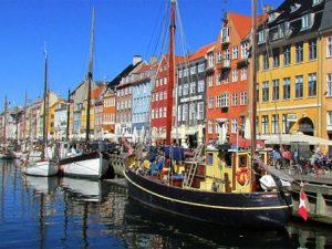 Озеленение Копенгагена