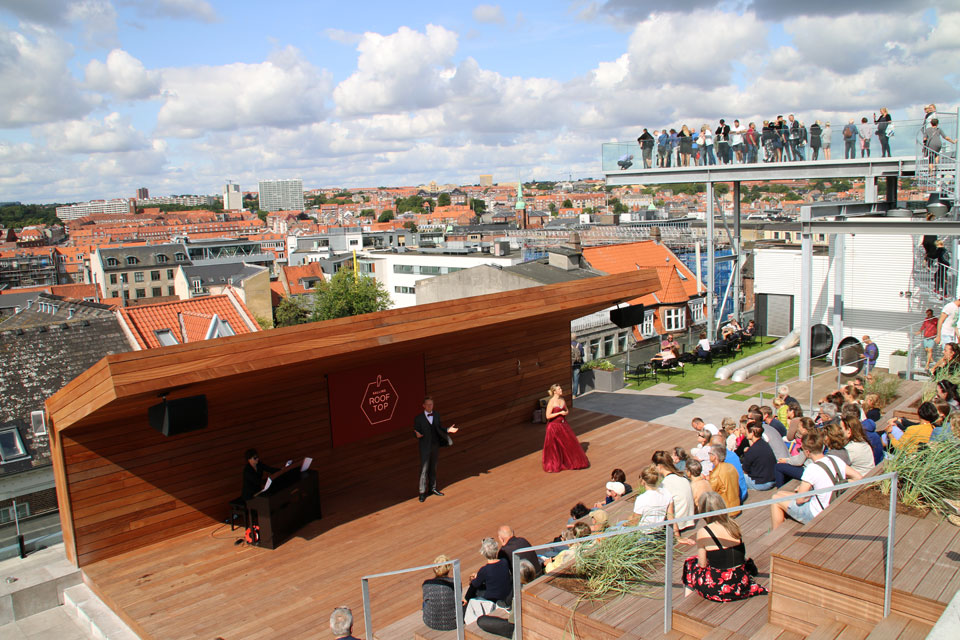 Опера на крыше