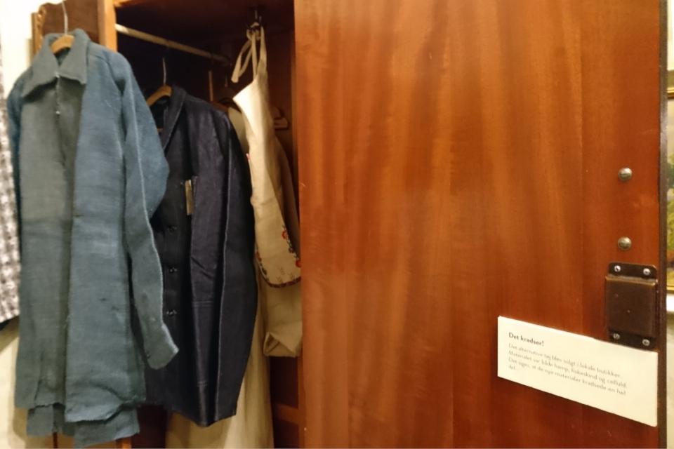 Одежда из конопляного волокна