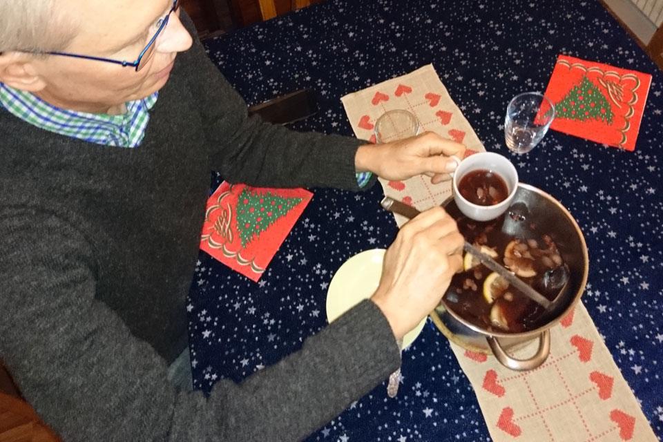 Глогг – традиционный рождественский напито