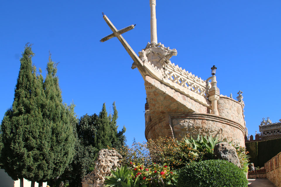 Замок Коломарес,