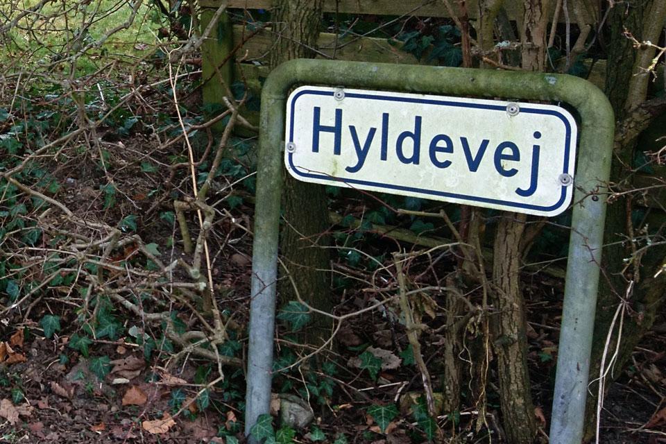 Улица бузины / Hyldevej