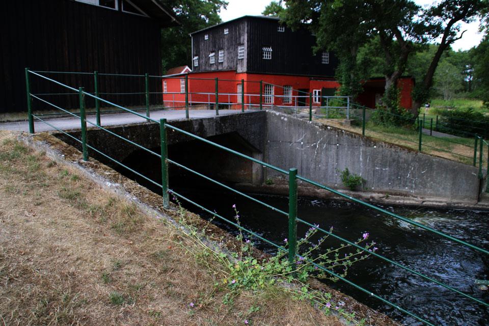 Много ли воды в Дании