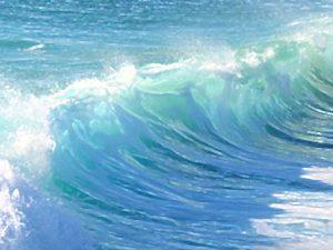 Я плыву по воле волн