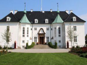 Королевский парк Марселисборг anno 2018