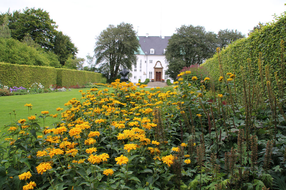 дворец Марселисборг