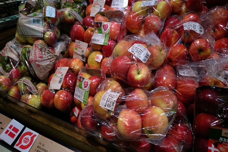 Экологические сорта яблок