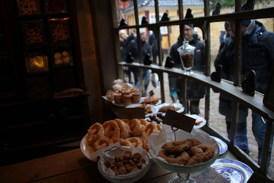 Перечные орешки и другие рождественские печенья