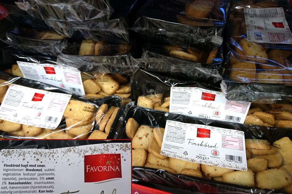 Финский хлеб - датское печенье