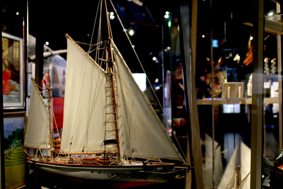 Модель корабля Nordkaperen
