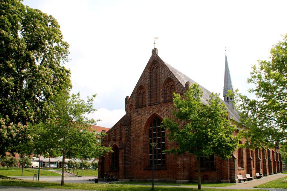 Церковь Klosterkirken, г. Хорсенс, Дания