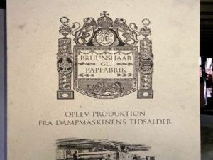 Бумажная фабрика Брунсхоб