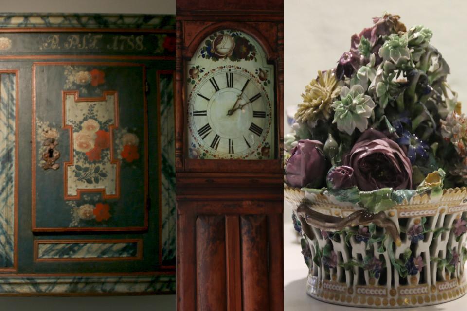 Исторические розы для декорации