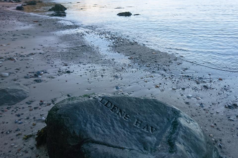 Лунный камень Море Холода (дат. Kuldens Hav)