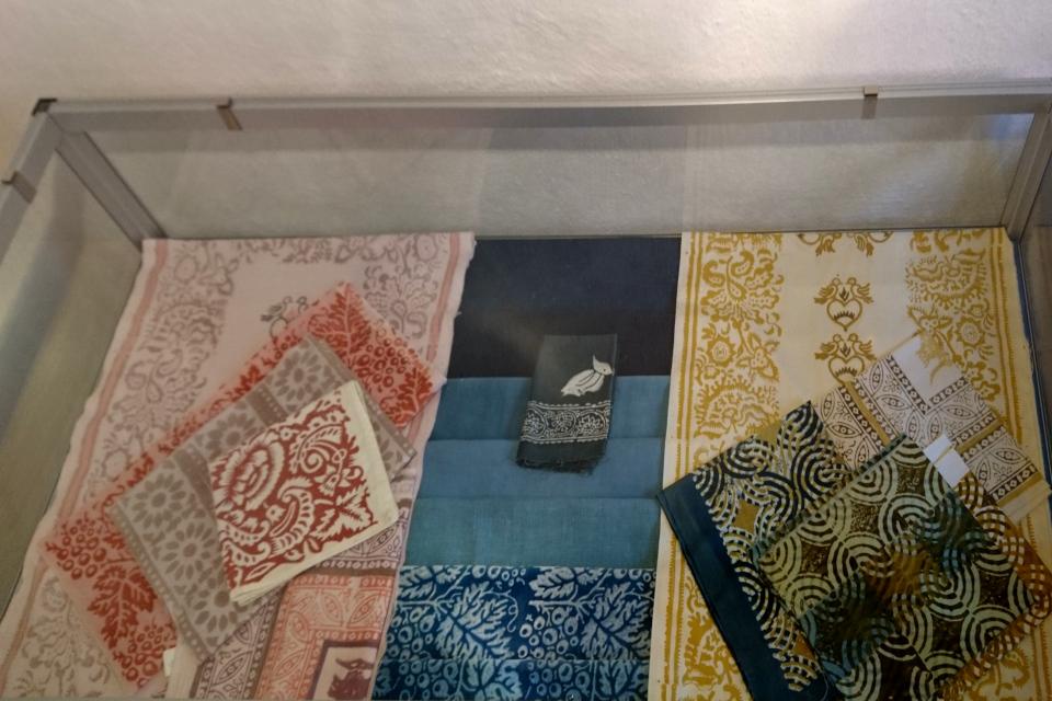 Примеры печати по ткани. Фото 27 июн. 2019, старая красильня в г. Эбельтофт