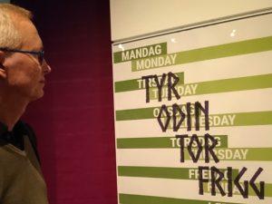 Викинги и дни недели в Дании