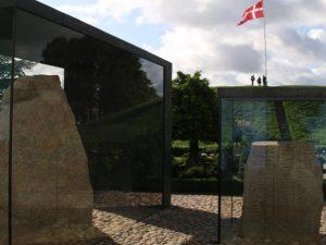 Свидетельство о рождении Дании в Еллинг