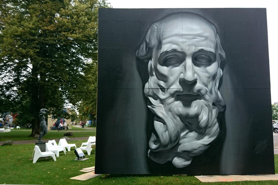 Картина венгерского художника Bogdan Scutaru