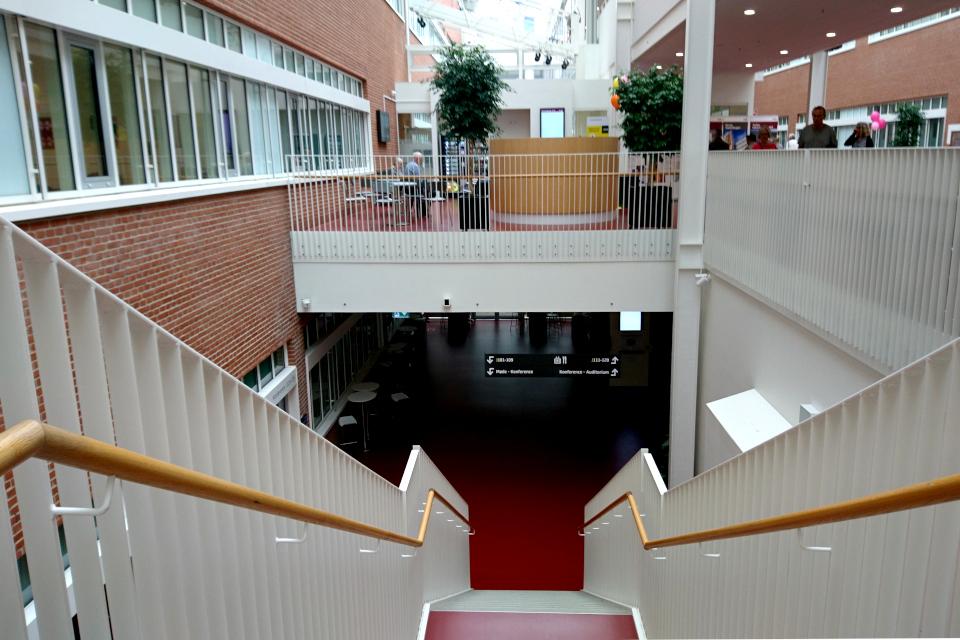 """""""Лабиринты"""" университетской больницы г. Орхус , Дания. Фото 1 сент. 2019"""