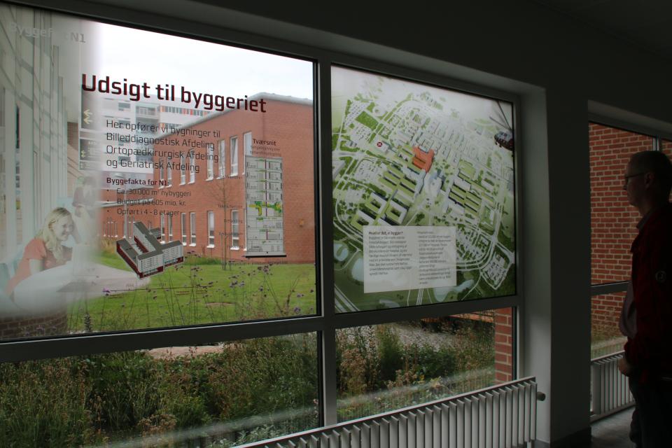 Университетская больница Орхуса. Некоторые факты про больничный городок