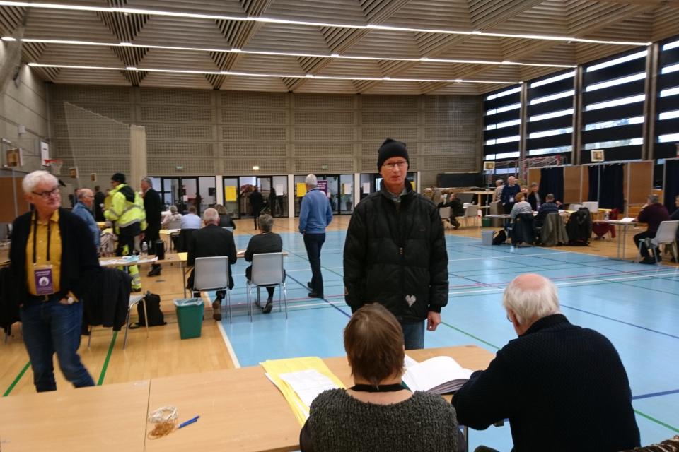 Выборы в Дании в муниципальные и районные советы, Дания