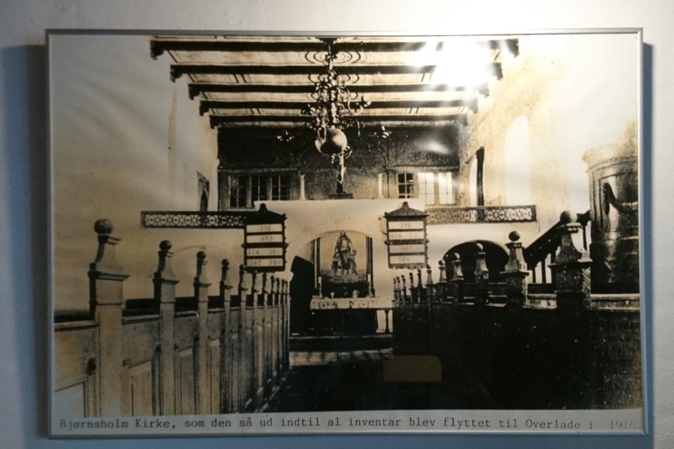 Фотография часовни Бьорнхольм (Bjørnsholm Kirke)