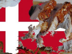 Национальные блюда Дании