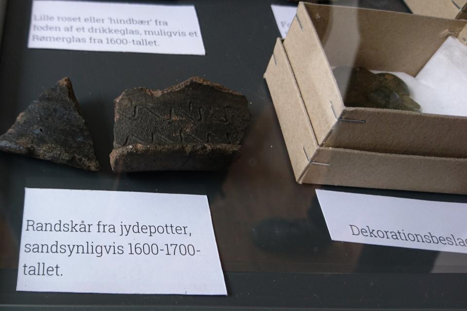 Открытая археология в Скандерборге - находки: юдепоттер. Фото 17 окт. 2019