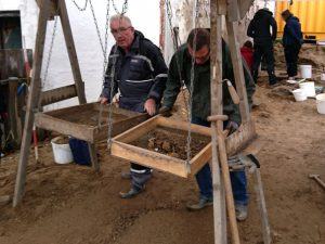 Открытая археология в Скандерборг