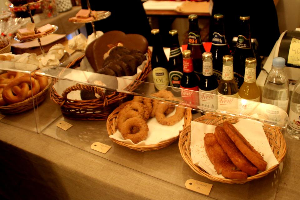Печенье Русские в Дании