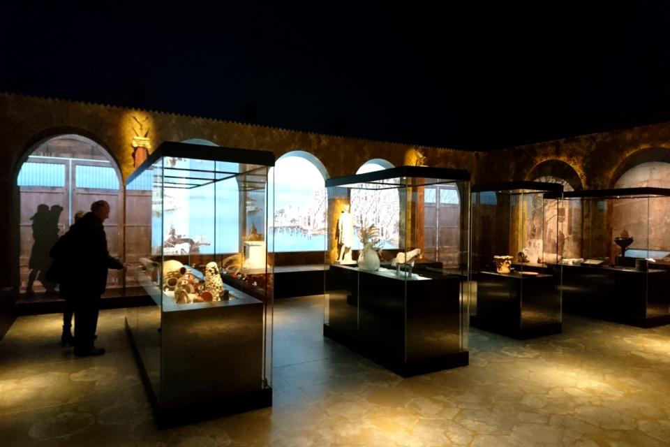 Выставка экспонатов, предоставленных музеями Италии, музей MOMU, Дания
