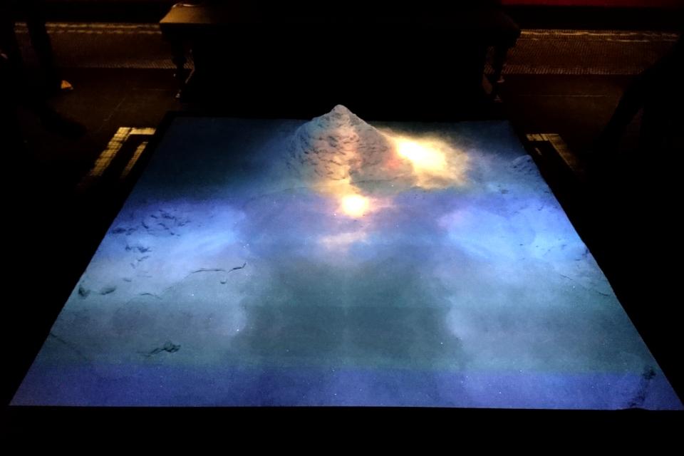 Фильм о последнем дне Помпеи - извержение вулкана