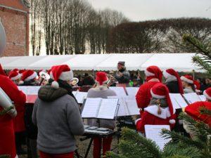 Рождественский базар в замке Ульструп