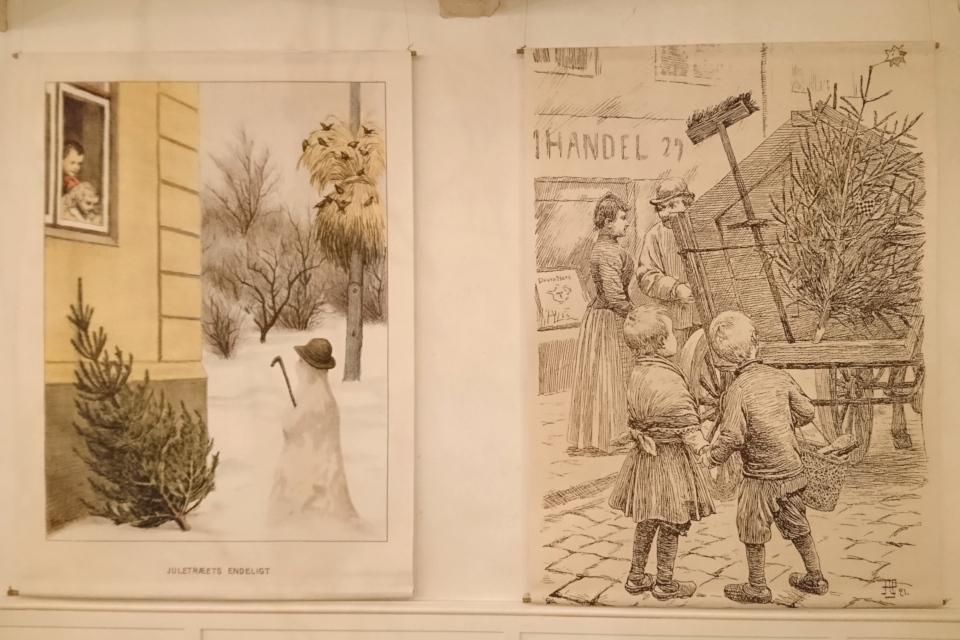 иллюстрации Пол Штеффенсен (Poul Steffensen) и Альфред Шмидт (Alfred Schmidt)