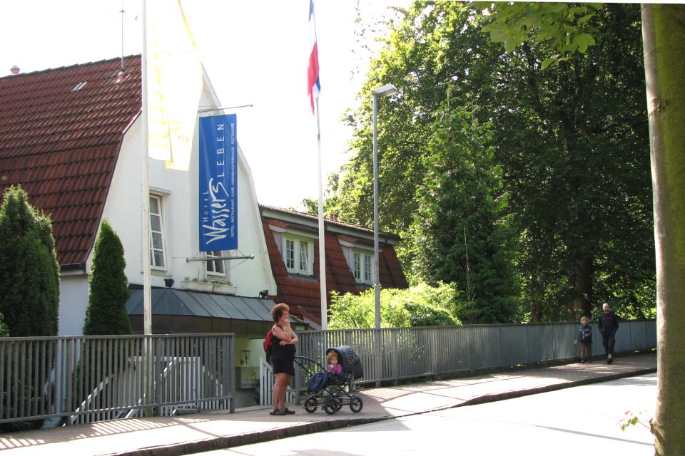 Гостиница Вассерслебен, Германия