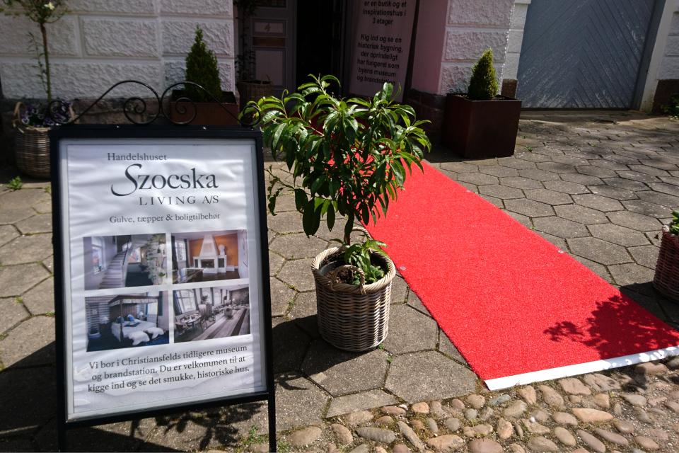 Магазин предметов интерьера в Кристиансфельд, Szocska Living