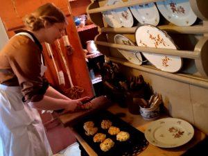 Масленичные булочки Хедвиг