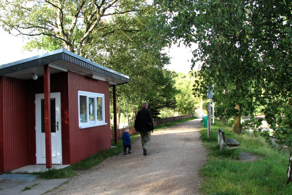 Немецкая дом пограничного поста (Schusterkate)