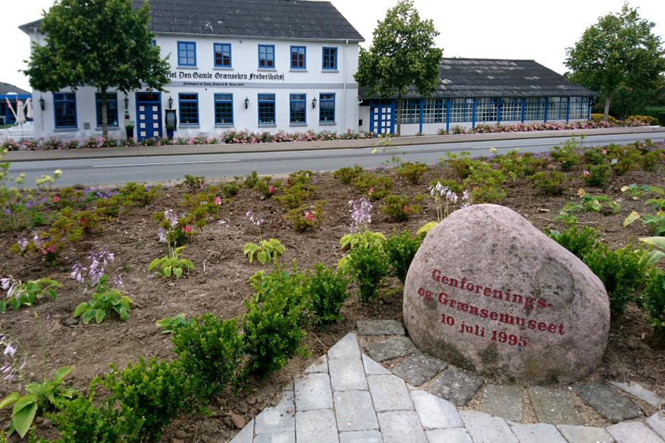 музей впервые был открыт 10 июл. 1995 г. , Кристиансфельд, Дания