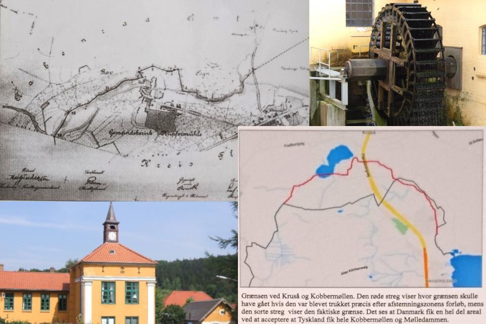 Мельница Kobbermølle на карте. Фото 17 июл. 2019, г. Кристиансфельд