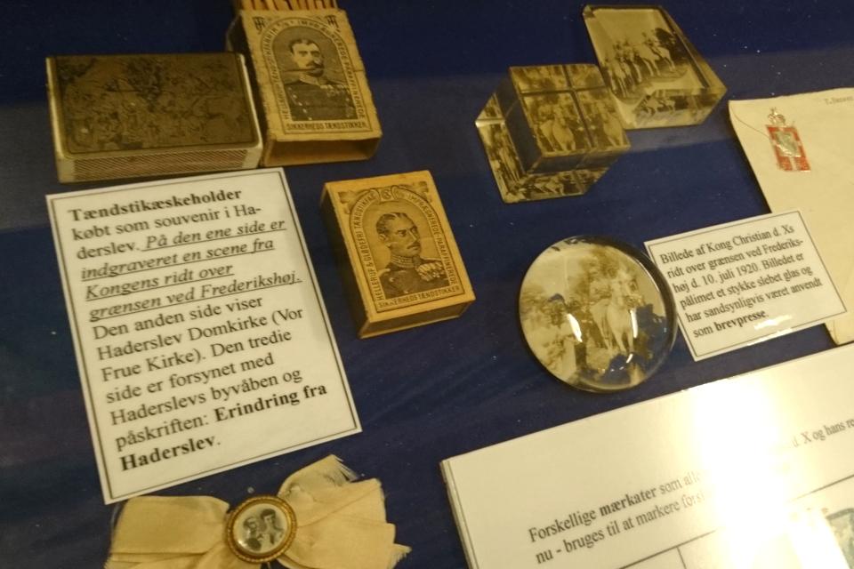 Спичечные коробки с королем Кристиан Х
