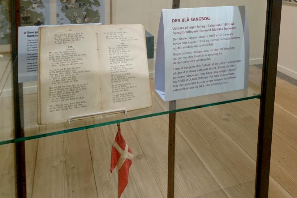 Выставка в музее Старый Город про воссоединение Дании с Шлезвигом
