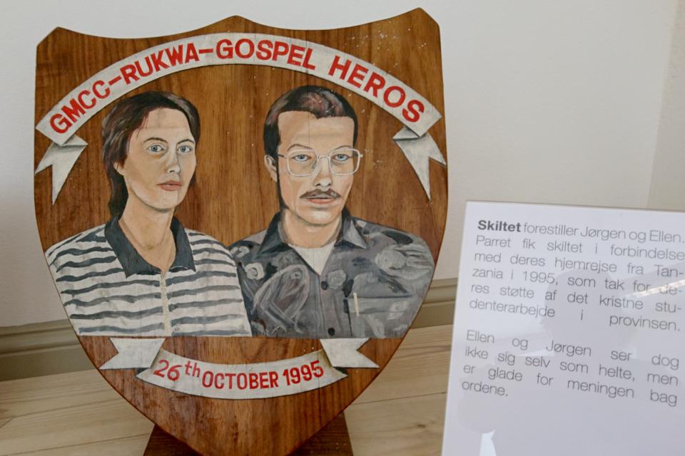Датские миссионеры Йорген и Элен - Герои госпел (Gospel Heroes)